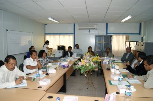 CAC Holds First Meeting with Committee A of the National Parliament